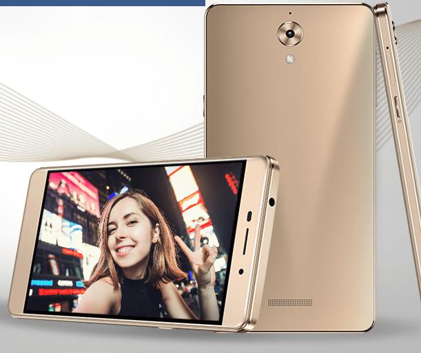 Coolpad Mega 2.5D phone