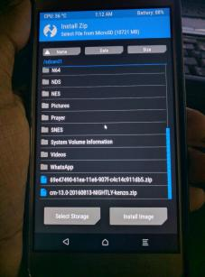 Redmi Note 3 TWRP Install - How to flash Official Cyanogenmod 13 on the Redmi Note 3 Snapdragon