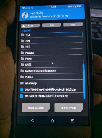 Redmi Note 3 TWRP Install