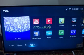 TCL L43P1US 43 Ultra HD TV 4 - TCL L43P1US (43 inch) UltraHD Smart TV Review