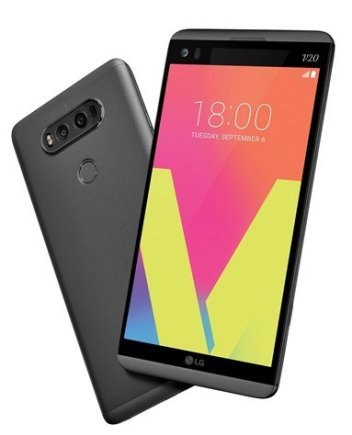 LG V20 official - LG V20 with 16MP/8MP dual rear cameras, Android 7.0 Nougat officially launched