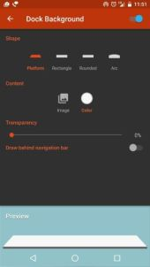 Nova Launcher 5 Beta Dock Navbar 5 - Nova Launcher 5.0 beta update adds Pixel Launcher style search bar, swipe to open drawer and more