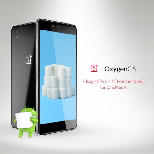 OnePlusX Marshmallow e1475059534393 - OxygenOS 3.1.2 brings Android 6.0.1 Marshmallow for the OnePlus X