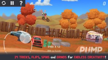 Pumped BMX 3 2 - Pumped: BMX 3 released for $3.99 on Google Play