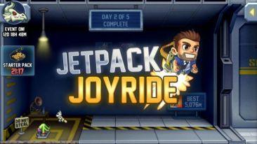 Jetpack Joyride Halloween Update - Jetpack Joyride Halloween update brings Bone Dragon, Grim Reaper costume, Jack-o'-lantern jetpack and more