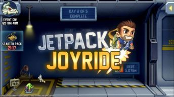 Jetpack Joyride Halloween Update - Jetpack Joyride Halloween update brings Bone Dragon, Grim Reaper costume, Jack-o'-lantern jetpack and more
