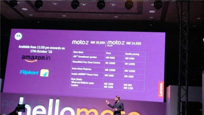 moto-z-india-launch-prices