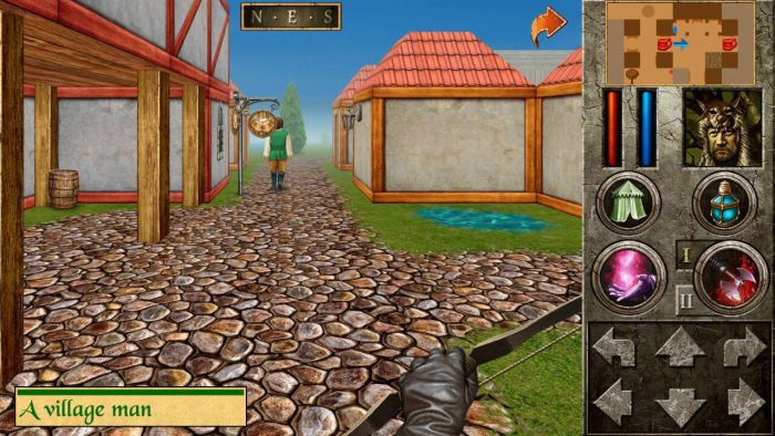 The Quest Village - The Quest RPG is now available for Android devices, and here is our mini review of the game