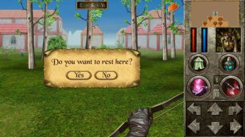 The Quest rest - The Quest RPG is now available for Android devices, and here is our mini review of the game