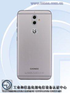 Gionee S9 Dual Camera