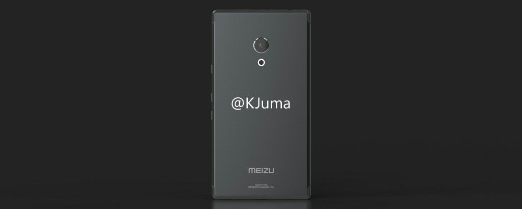 Meizu Pro 7a - Alleged Meizu Pro 7 images with Borderless display leak