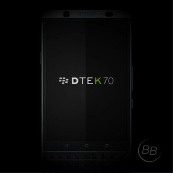 Blackberry DTEK70-