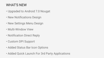 OnePlus 3T OTA Nougat - Android 7.0 Nougat stable OTA update rolling out for OnePlus 3, OnePlus 3T