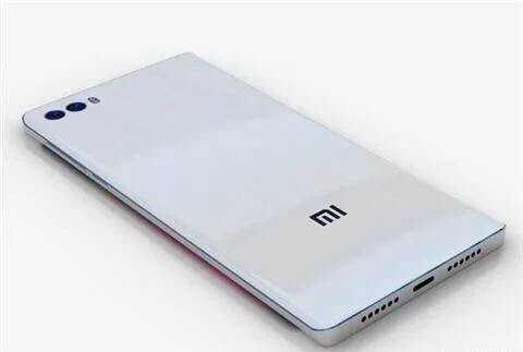 Xiaomi Mi 6 Dual Camera - Alleged Xiaomi Mi 6 Sketches indicate Dual camera setup at back