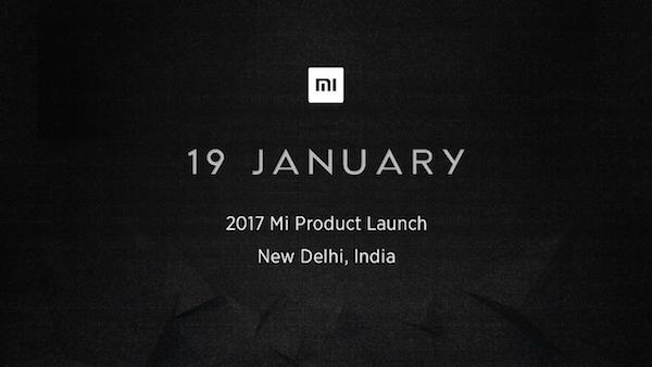 Xiaomi Redmi Note 4X launch - Xiaomi Schedules Jan 19 event in India, may launch Redmi Note 4X