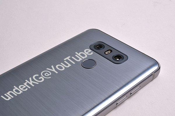 LG G6 Camera LG G6 images leak, reveal full design in full glory ahead of official launch 2