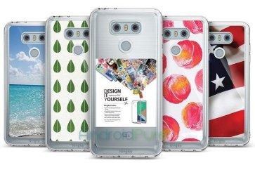 LG G6 e - Exclusive: LG G6 Case renders leak, reveal the design