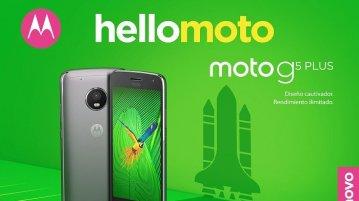 Moto5Plus  - Moto G5 Plus leaks in full glory via Spanish Retailer