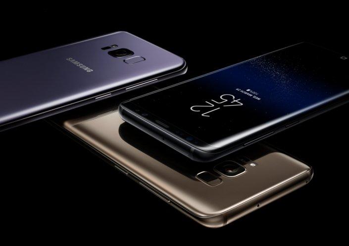 Galaxy S8 - AndroidPure
