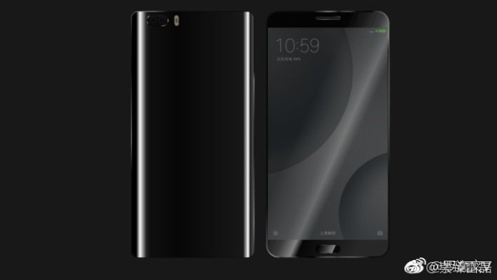 Xiaomi Mi 6 Render - Alleged Xiaomi Mi 6 Render, About Phone and Price of variants leak
