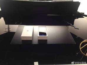 Xiaomi Mi 6 a 1 - Alleged Xiaomi Mi 6 display closeup images leak; reveal Iris Scanner, curved sides