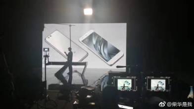 Xiaomi Mi 6 b 1 - Alleged Xiaomi Mi 6 display closeup images leak; reveal Iris Scanner, curved sides