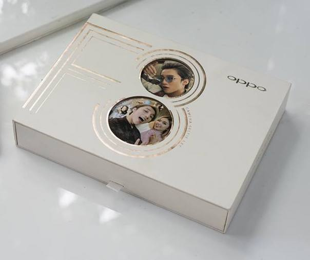 Oppo F3 Box