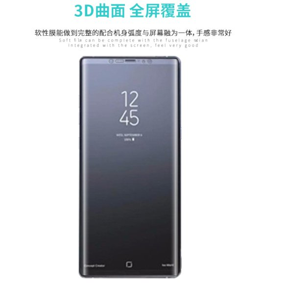 Galaxy Note8 a Alleged Samsung Galaxy Note8 Image and Case Renders with thin bezels at top leaks 3