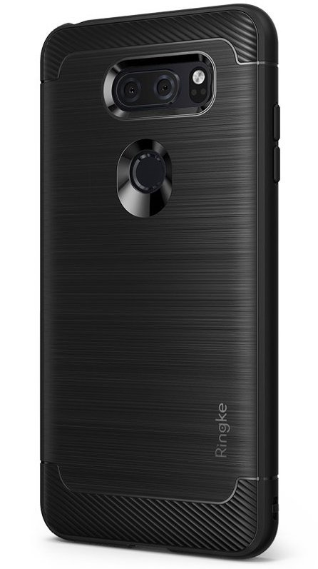 LG V30 Case a LG V30 case leak reveals the rear panel design 2