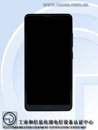 Gionee M7 - Gionee M7  and M7L passes TENAA ahead of official launch [Updated]