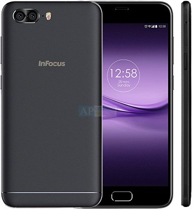 Infocus Turbo 5 Plus d - Exclusive: Press Renders of InFocus Turbo 5 Plus with Dual Camera