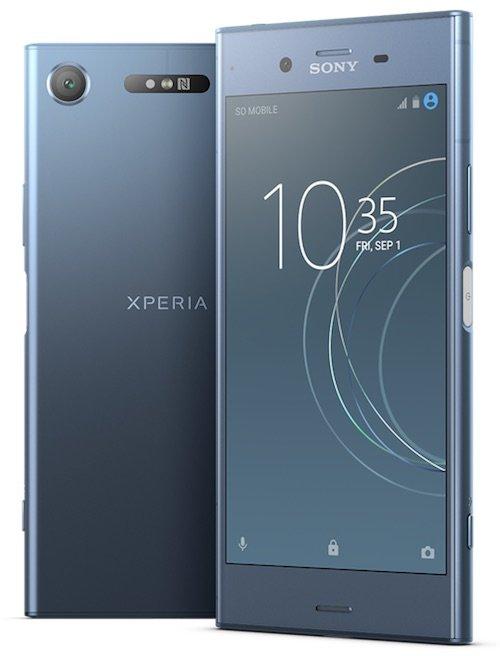 Sony Xperia XZ1 - AndroidPure