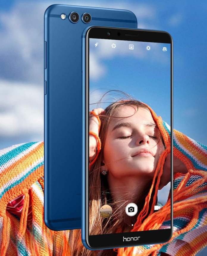 Honor 7X Honor 7X gets Rs.1,000 price cut, Starts now at Rs. 11,999 1