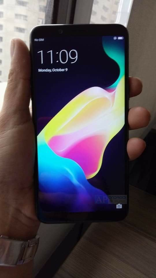 Oppo F5 Display - Exclusive: Oppo F5 real-life images leak ahead of the official launch