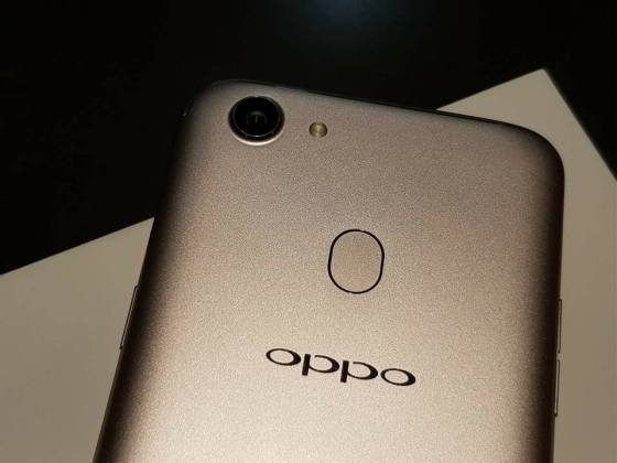 Oppo F5 Handson d High resolution Oppo F5 Hands-on images leak ahead of official announcement 5