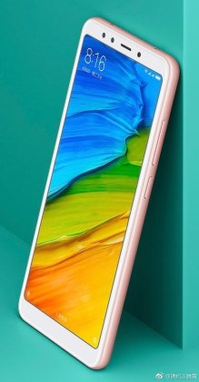 Xiaomi Redmi 5 Plus g - Xiaomi Redmi 5 / Redmi 5 Plus official press renders surface ahead of official launch