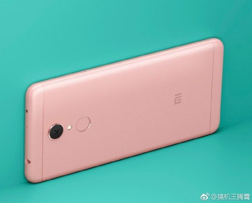 Xiaomi Redmi 5 Plus h - Xiaomi Redmi 5 / Redmi 5 Plus official press renders surface ahead of official launch