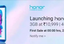 Honor 9 Lite flipkart