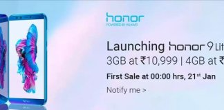 Honor 9 Lite flipkart 1 - AP-Home