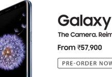 Samsung Galaxy Note 9 availability