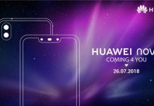 Huawei Nova 3 India launch date