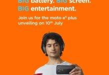 Moto E5 Plus India launch date