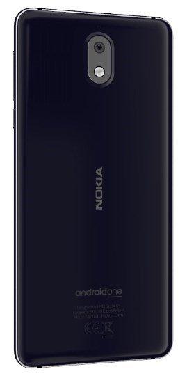 Nokia 3.1 camera
