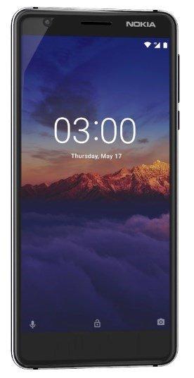 Nokia 3.1 display