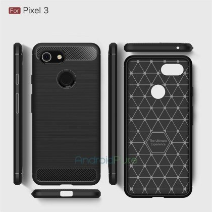 Pixel 3 leaked cases