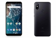Xiaomi Mi A2 Android One leak