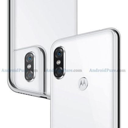 Motorola P30 b Exclusive: Motorola P30 Renders and Specifications leak, comes with a Notch 4