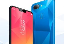 Realme 2 leaked press render