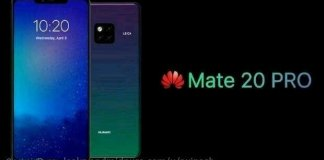 Huawei Mate 20 Pro official video teaser