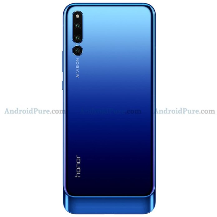 Honor Magic 2 h Exclusive: Honor Magic 2 Press Renders leaked ahead of official launch 1